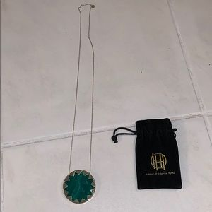 House of Harlow Sunburst Necklace